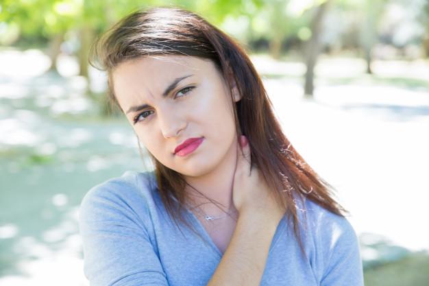 stresset kvinde