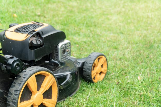 batteri til græsslåmaskine
