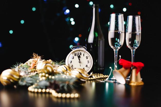 nytårs aften
