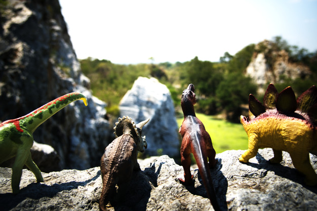 dinosaur legetøj